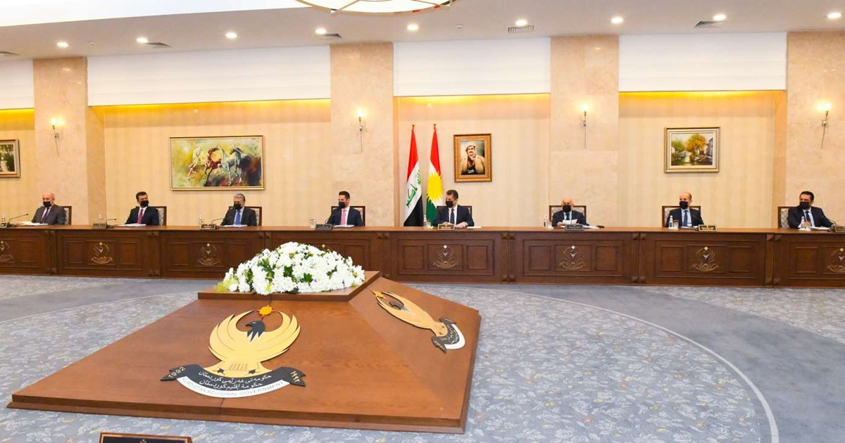 Council of Ministers approves Commission of Integrity's plan to tackle corruption in Kurdistan Region